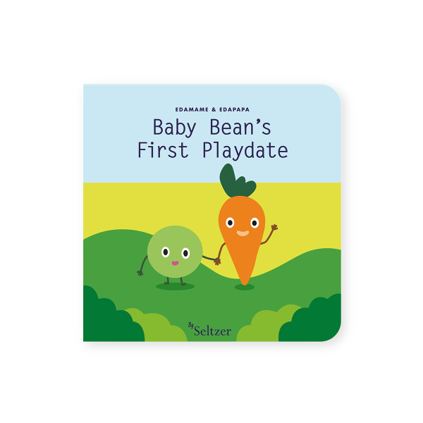 Baby Beans Playdate Board Book