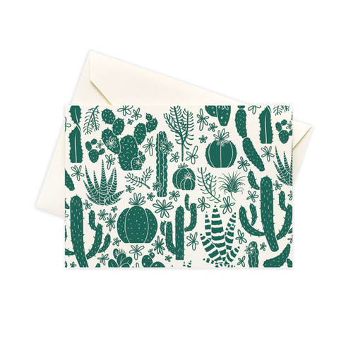 Cacti Boxed Notes