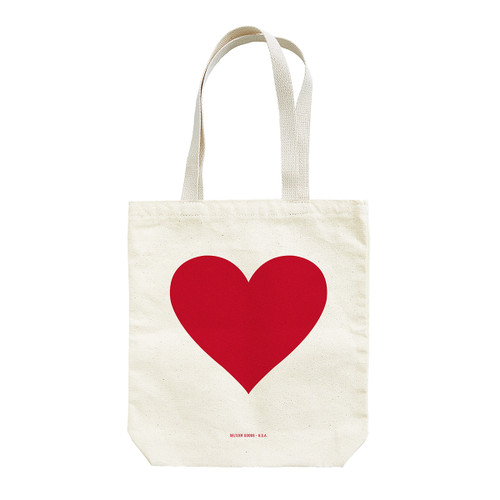 Heart Red Tote