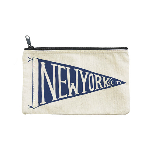 NYC Pennant Pouch