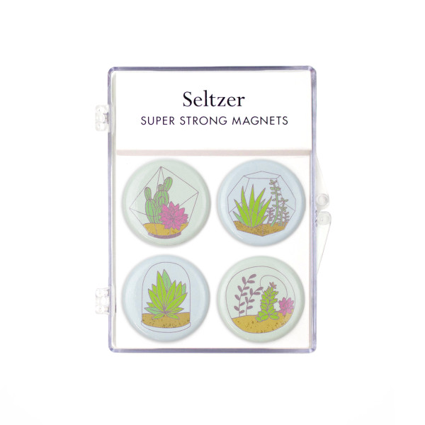 Terrariums Magnet Set 2
